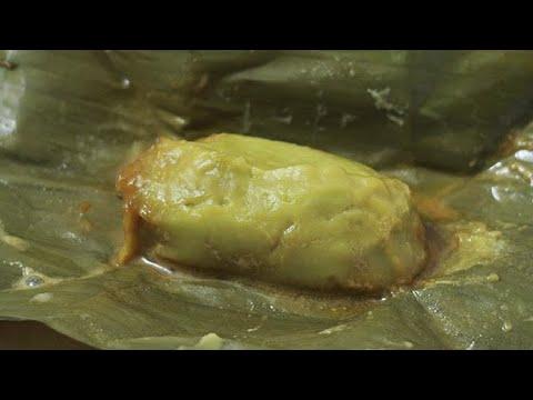 Cara Membuat Bongko Kue Tradisional Youtube