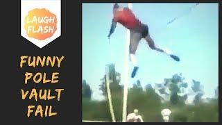 Funny Pole Vault Sport Fail Meme 😅