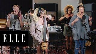 Clean Bandit PerformsSymphonyLive Interlude ELLE