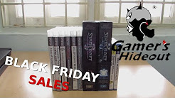 Gamer's Hideout Black Friday Sales Unboxing!