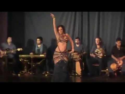 Rakser BELLYDANCE E.R. Maestros 2015 Flavia Portillo