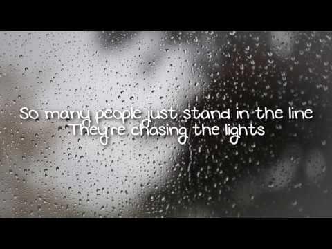 Lea Michele - Cue The Rain (Lyrics)