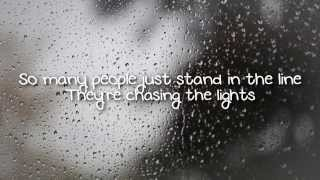 Baixar Lea Michele - Cue The Rain (Lyrics)