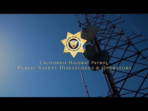 CHP Public Safety Dispatchers and Operators – You hear their voices, now see their faces.