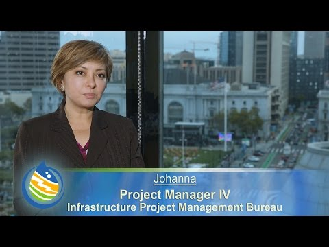 Johanna - Project Manager IV, Infrastructure Project Management Bureau