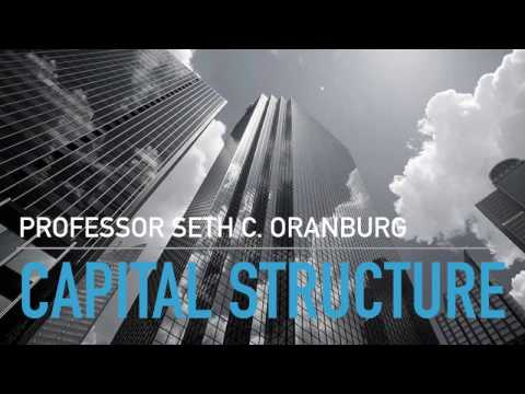 Capital Structure Module 1: Introduction