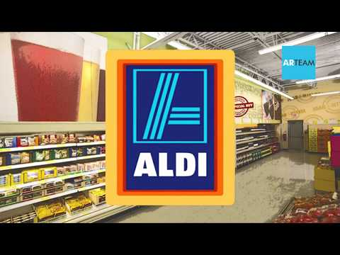 Augmented Reality in Grocery Store by AR TEAM