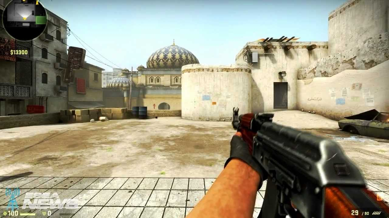 Cs Go Tips And Tricks How To Control Ak 47 Recoil