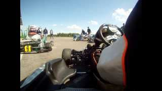 essai ligue normandie anneville karting