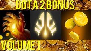 Dota 2 Bonus - Volume 1