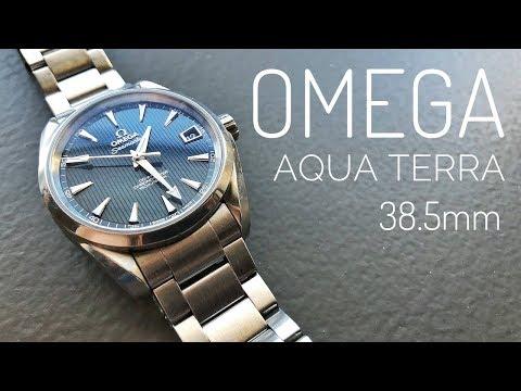 Omega Seamaster Aqua Terra Quartz 150m Doovi