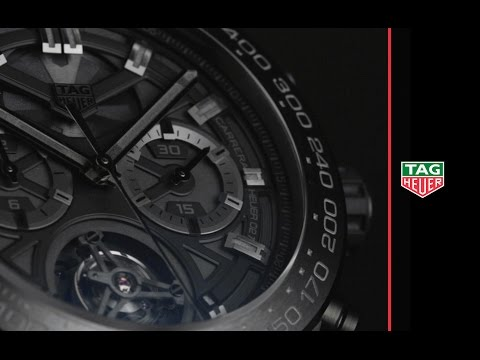 TAG Heuer | Carrera Calibre Heuer-02T Tourbillon
