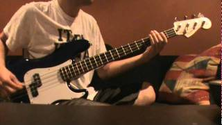 Blink 182 - The Rock Show Bass Cover