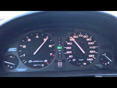Acura Legend 0-60 mph