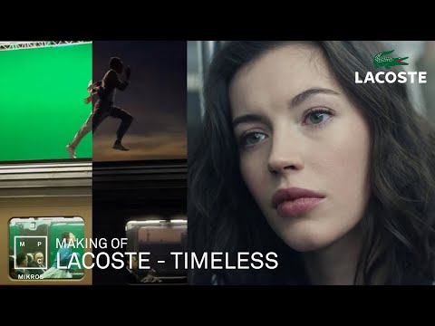Thumbnail: [Making-of] Lacoste - Timeless | VFX MIKROS