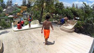 Mimi Family Water Slide at Jogja Bay Waterpark