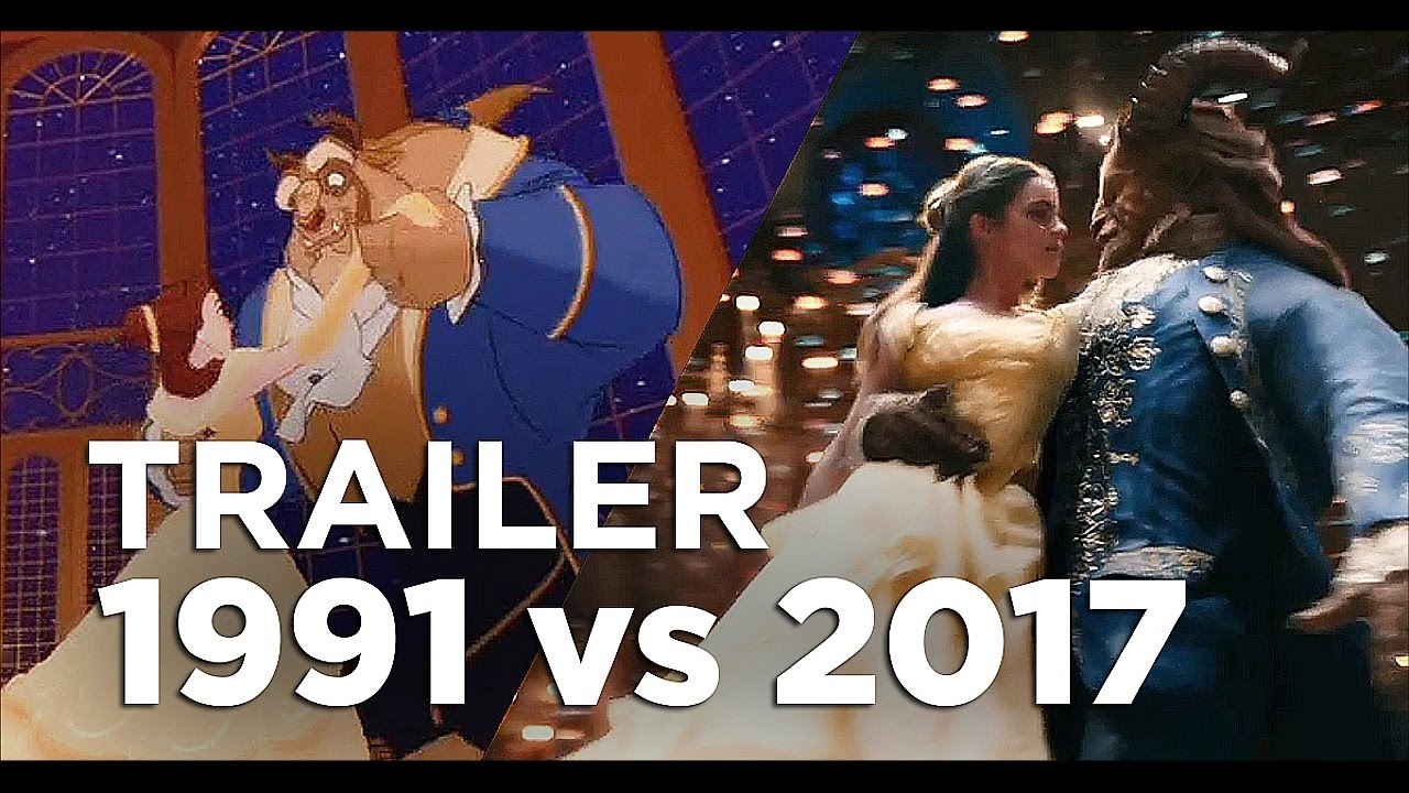 beauty and the beast compare to Disney's live-action beauty and the beast doesn't just recreate the magic from the  original but adds to it with new songs created just for the.