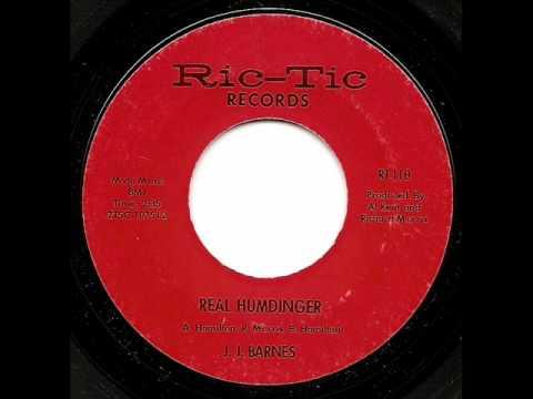J. J. BARNES - Real Humdinger