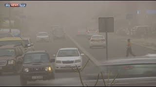 الكويت تسجل درجات حرارة قياسية