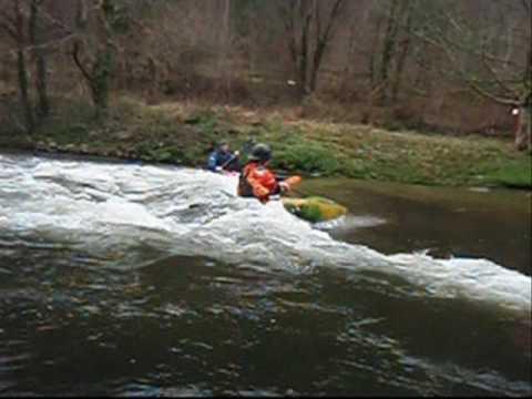 The Next Grade - Walkham & Tavy Kayaking