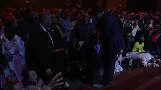 Apostle Maldonado Impartation to Pastors Scott n Fiona AM