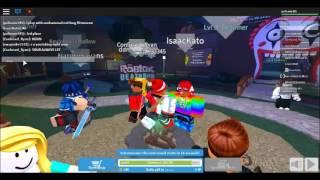 ROBLOX: Roblox Deathrun Episode 1 ft RapidRoy678