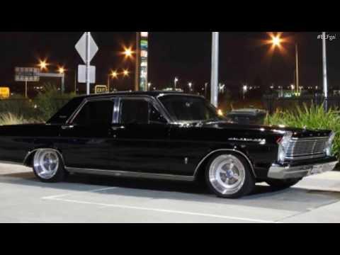 1965 Galaxie 500 - Right Hand Drive & Lincoln Dash