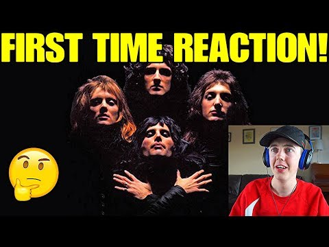 MY FIRST TIME LISTENING TO QUEEN -BOHEMIAN RHAPSODY!