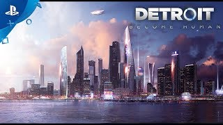 『Detroit: Become Human』を彩るアートと世界観