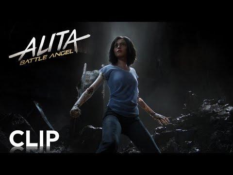 ALITA: BATTLE ANGEL   AMBUSH ALLEY CLIP   2019