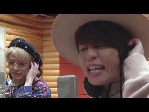 西川貴教とAAAのShutaがイメージソング収録で夢の共演/映画『スクランブル』特別映像