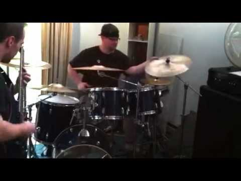 First Practice Jam Session Of My New Project THETA Adam Lauver
