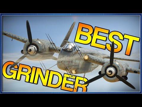 BEST GERMAN GRINDER! | He 219 A-7 | War Thunder Realistic