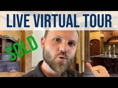 Virtual Tour   1808 Point De Vue, Flower Mound, Texas   Chateau Du Lac