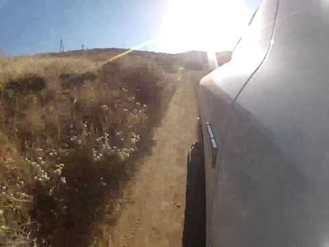 Off-Roading in Anaverde Hills, Palmdale