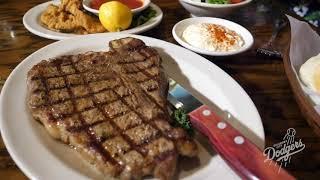 Destination Dodgers: Cattlemen's Steakhouse