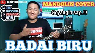 Badai Biru - Mandolin Cover By Gofar Mandolin