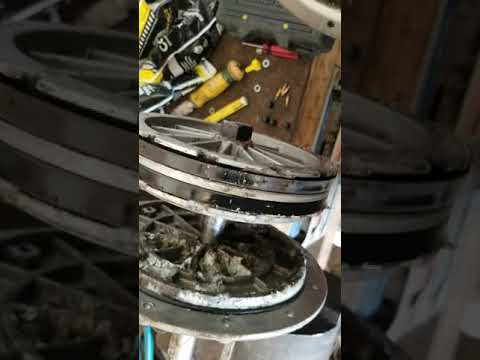 How To Fix Bead Breaker On A Newer Corghi Tire Machine