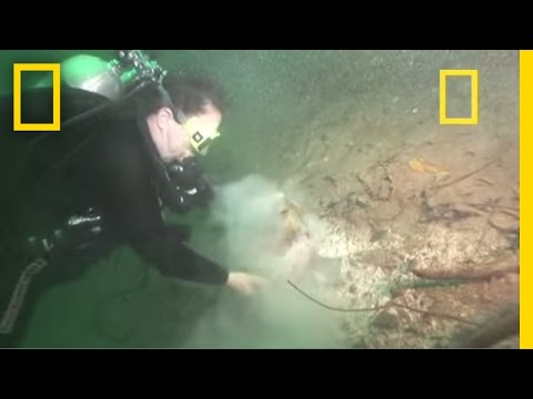 Diver 'VANISHES' in Portal to Maya Underworld | National Geographic