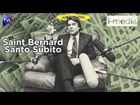 I-média n° 365 - Saint Bernard, Santo Subito ?