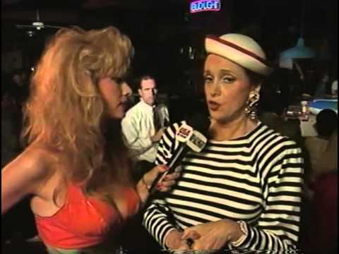 USA Up All Night 93 28 Rhonda Shear Hollywood Yacht Club