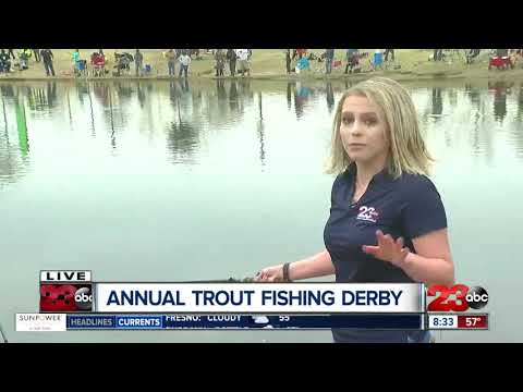 7th Annual Trout Fishing Derby at Riverwalk Park