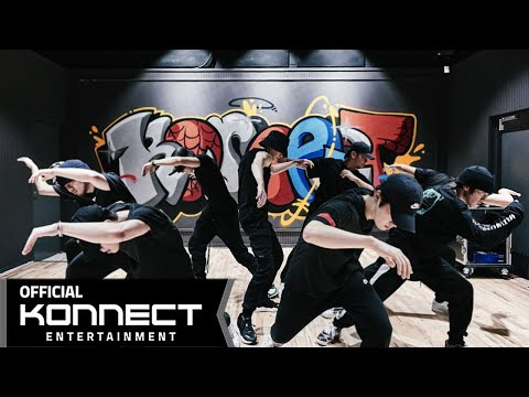 [Dance Practice] 강다니엘(KANGDANIEL) - 깨워 (Who U Are)