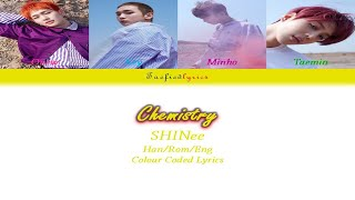 SHINee(샤이니) - Chemistry Colour Coded Lyrics (Han/Rom/Eng) by…