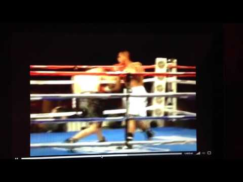 Awesome Knockout! Abraham Han