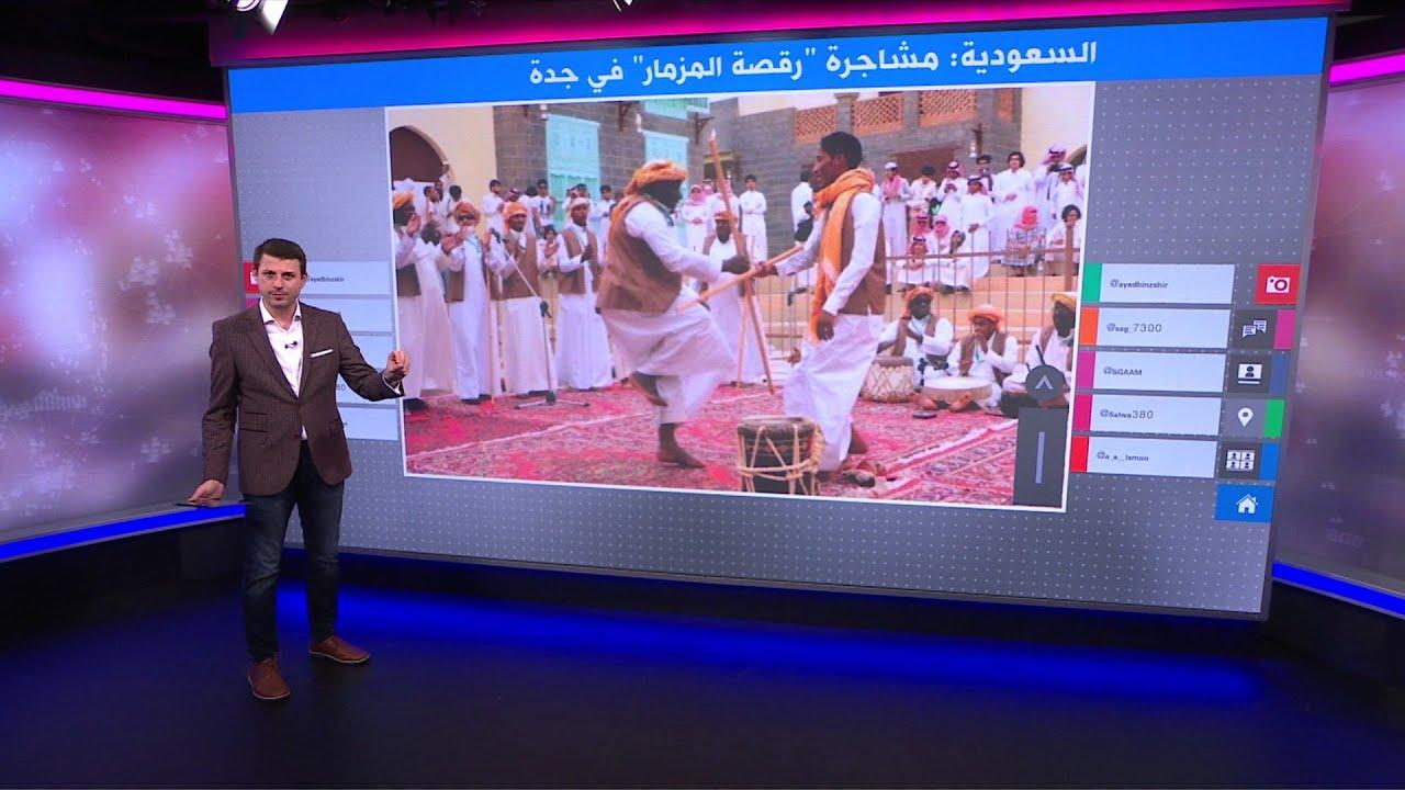 رقصة المزمار: من احتفال إلى اشتباك بالعصي في السعودية  - نشر قبل 3 ساعة
