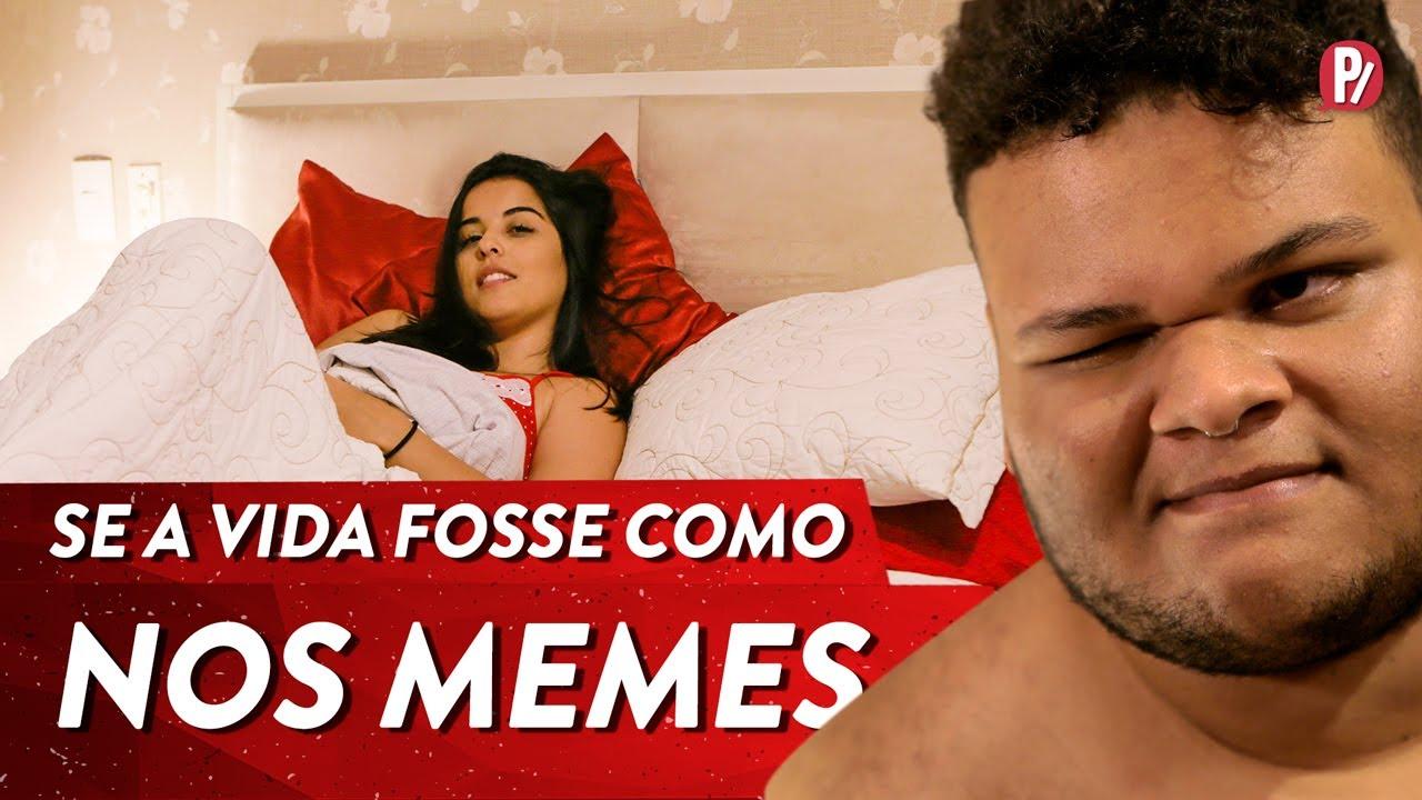 SE A VIDA FOSSE COMO NOS MEMES ft. SAM | PARAFERNALHA