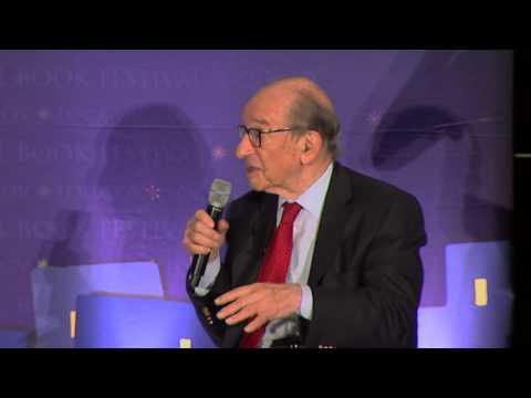 Alan Greenspan: 2014 National Book Festival