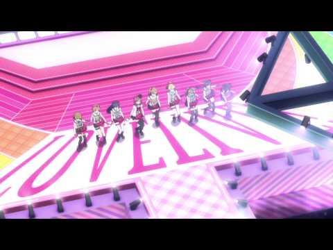 TVアニメ『ラブライブ!』OPシングル「僕らは今のなかで」TVCM