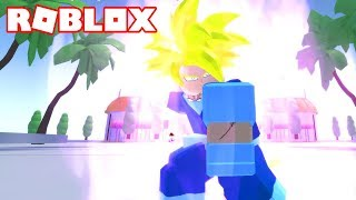 A ROBLOX SUPER DRAGON BALL UNKNOWN BUT VERY GOOD 🔥